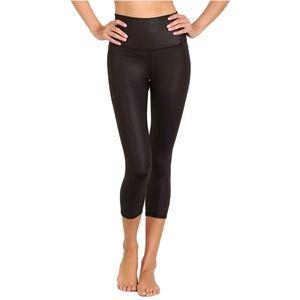 Alo Yoga High Waist Crop airbrush leggings